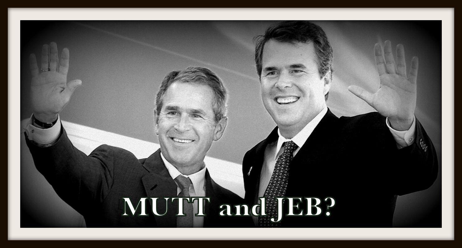 Mutt and Jeb